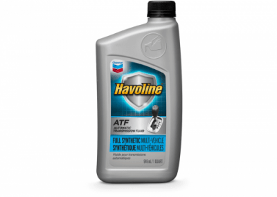 226536 Chris Page & Associates Chevron Havoline Full Synthetic Multi-Vehicle ATF automatic transmission fluid
