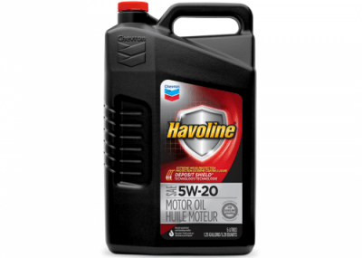 22410 224101 22339 Chevron Havoline Conventional Engine Oils Passenger Car Motor Oil 5W20 5W-20 520 Chris Page & Associates