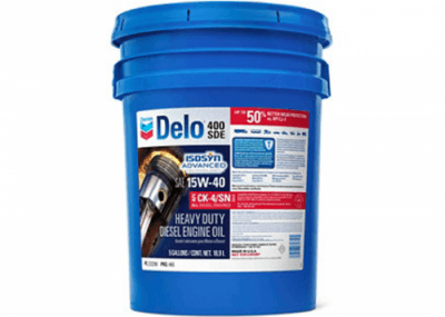 Delo 400 SDE SAE 15W-40 Engine Oils