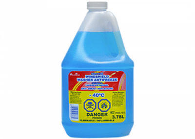 Windshield Washer Antifreeze -40C