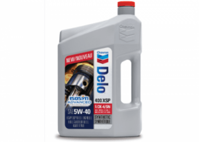 Chevron Delo 400 XSP Synthetic 5W-40