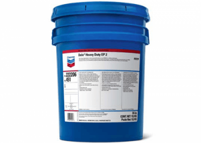 Delo Heavy Duty EP 2 Industrial Grease