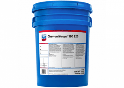 Chevron Meropa 320 Gear Lubricants