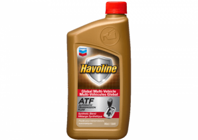 226537 Chris Page & Associates Chevron Havoline Global Multi-Vehicle ATF automatic transmission fluid
