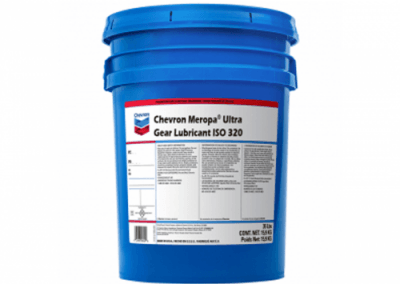 278009 Chris Page & Associates Chevron Meropa Ultra Gear Oil Oils Lubricants Lubricant 320