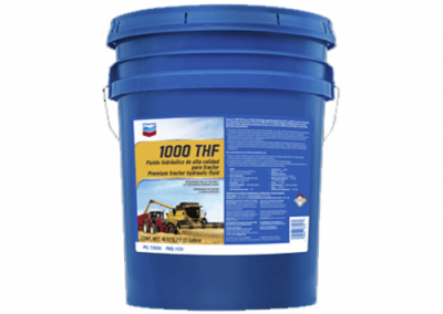 Chevron 1000 THF Hydraulic Oils