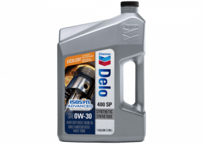 Delo 400 Synthetic 0W-30 Engine Oils