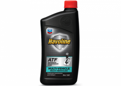 Transmission Fluids Havoline Multi-Vehicle ATF