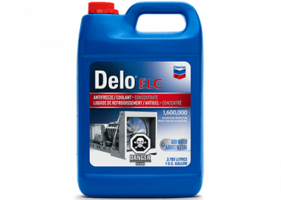 Delo Extended Life Coolant & Antifreeze Concentrate