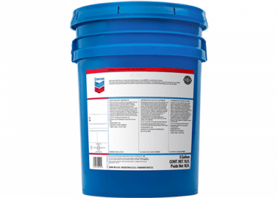 223021 Chris Page & Associates Chevron Delo Gear Gears Oil Oils EP-5 EP 5 EP5 80W-90 80W90 80 90 8090