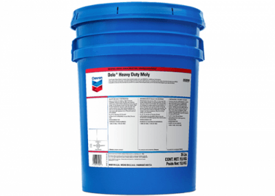Delo Heavy Duty Moly 5% EP 2 Commercial Grease