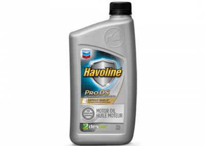 223726 Chris Page & Associates Chevron Havoline ProDS Full Synthetic Syn Motor Oil 5W-40 5W40 5W 40 Passenger Car Engine Oil