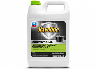 Havoline Conventional Premixed 50/50 AFC