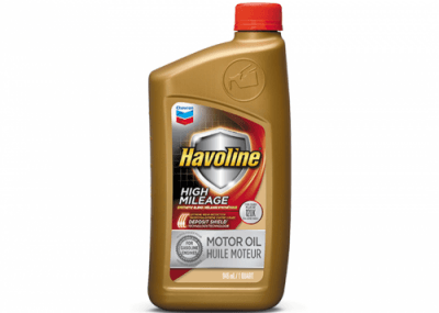 254645 Chris Page & Associates Chevron Havoline High Mileage Motor Oil SAE 5W-30 5W30 530 5W 30 5 30 Synthetic Blend Syn-blend Syn blend Engine Oil Passenger Car PCMO