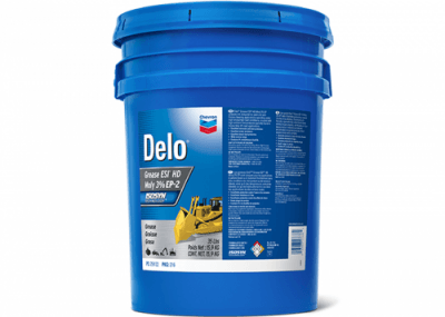 Delo Grease ESI HD Moly 3% EP 2