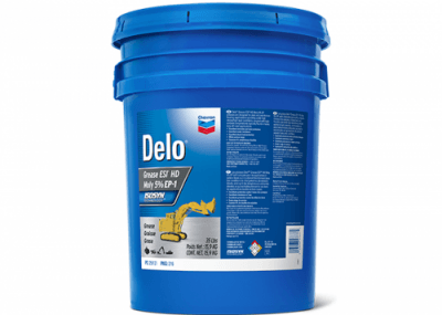 Chevron Delo Grease ESI HD Moly 5% EP 1